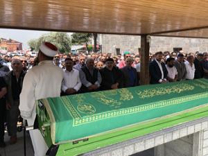 Ramazan Karataş'ın baba acısı