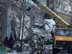 Rusya'da doğalgaz patlaması: Ölü ve yaralılar var...