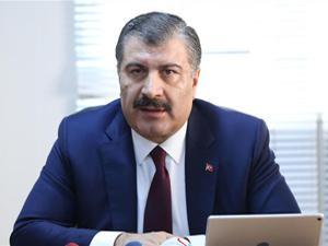 Sağlık Bakanı Fahrettin Koca'dan şarbon açıklaması!
