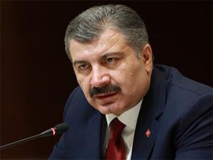 Sağlık Bakanı Fahrettin Koca'dan 'vaka artışı' uyarısı