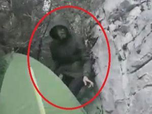 Samsun'da kaybolan gencin son görüntüsü ortaya çıktı