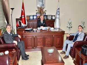 SGK ve İŞKUR yetkililerinden ETSO'ya ziyaret