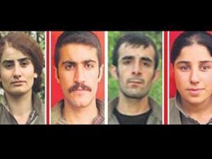 Şırnak'ta öldürülen teröristlerin kimlikleri ortaya çıktı
