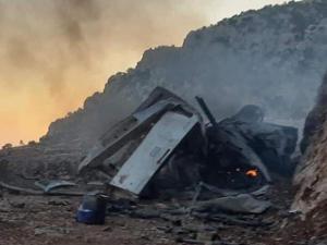 Şırnak'ta patlama! 4 işçi hayatını kaybetti