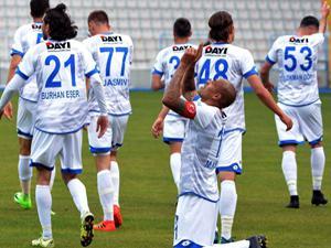Son bileti Erzurum kaptı: 1-1
