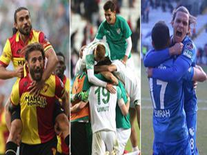 Süper Lig'e kim veda edecek?