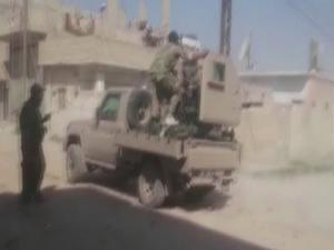 Suriye Milli Ordusu, Resulayn'ı kontrol altına aldı