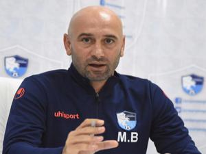 Teknik Direktör Muzaffer Bilazer'den veda mesajı