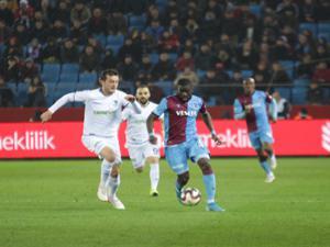 Trabzonspor'dan Erzurumspor'a farklı tarife