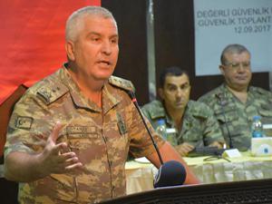 Tümgeneral Veli Tarakçı 9. Kolordu Komutanlığına atandı