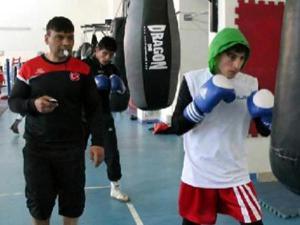 Türkiye ferdi boks şampiyonası Erzurum'da yapılacak