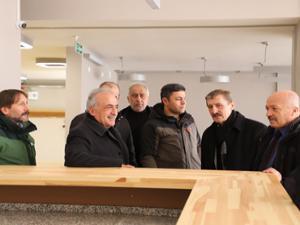 Türkiye'nin tek buz müzesi yakında açılıyor