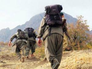 Umutları tükenen teröristler ölmeyi bekliyor