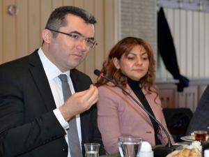 Vali Memiş: Erzurum'a tekstil kenti kuracağız