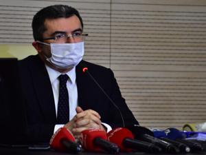 Vali Memiş: Erzurum'da 20 hasta taburcu oluyor