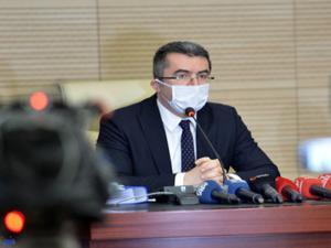 Vali Memiş: Erzurum'da 700 temaslı kişimiz var