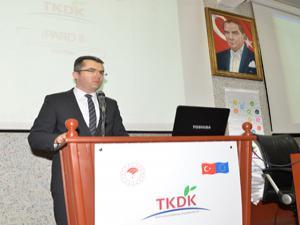 Vali TKDK uzmanlarını uyardı