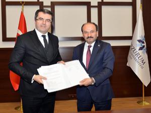 Valilik ETÜ ile protokol imzaladı