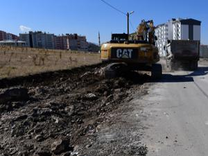 Yakutiye Belediyesi, Hilalkent için çalışıyor