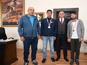 Yakutiye'nin gümüş gençleri Başkan Korkut'u ziyaret etti