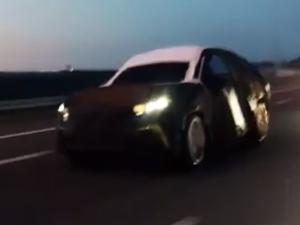 Yerli otomobil yollarda... İşte ilk video