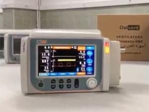 Yerli solunum cihazı seri üretimde