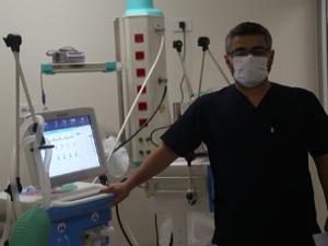 Yerli solunum cihazları hastalara nefes oldu