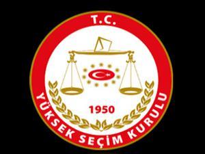 YSK, 31 Mart Seçimlerine ilişkin kesin sonuçları ilan etti