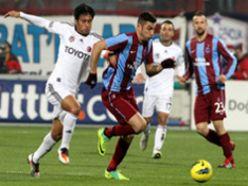 Beşiktaş 3 puanı kaptı
