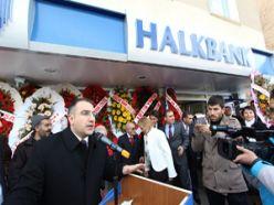Halkbank Dadaşkent şubesi açıldı