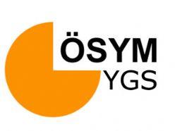 Erzurum'un YGS'de başarısı tescillendi