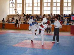 Taekwondoda büyük başarı