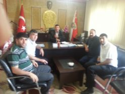 PTSO yönetiminden Kozan'a ziyaret