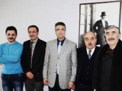 MHP Büyükşehir adayı Erzurumajans'taydı