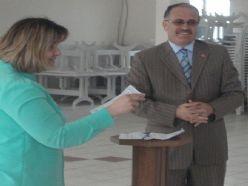 Hükümlülere yönelik eğitim toplantısı düzenlendi
