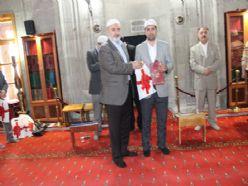 Erzurum'da din görevlileri arası ezan yarışması