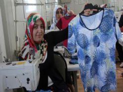 Büyükşehir'den tekstil kursu