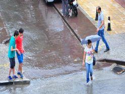 10 Ağustos 2014 yurtta hava durumu