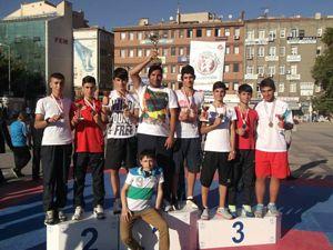 Taekwondonun altın tekmeleri
