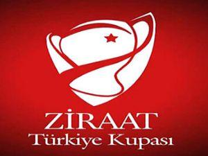 Ziraat Türkiye Kupası 5. Tur ilk maçlarının programı belli oldu