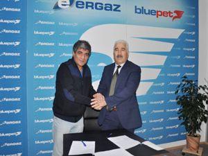 Ergaz Bluepet, İbrahim Erkal ile anlaştı