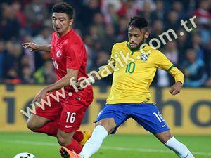 Türkiye: 9 - Brezilya: 0