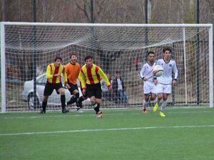 Oltu 25 Martspor ilk maçında mağlup oldu