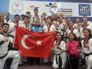 Erzurumlu taekwondocular 'open' dedi
