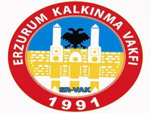 Ervak'ın gençleri Erzurum'u Ulusal Gençlik Parlamentosunda temsil etti