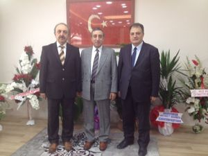 ER-VAK'tan Başsavcı Bingül'e ziyaret