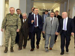 Başsavcı Bingül'e hayırlı olsun ziyaretleri sürüyor