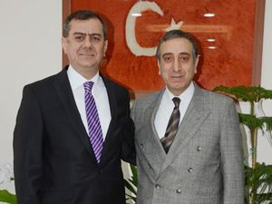 Kahraman'dan Başsavcı Bingül'e ziyaret
