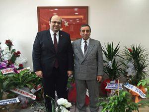 Başkan Orhan'dan Başsavcı Bingül'e ziyaret