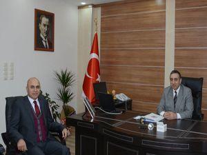 Başkan Korkut'tan Başsavcı Bingül'e ziyaret